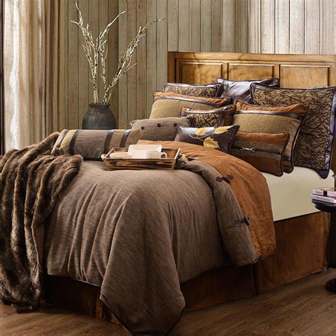 rustic bed linens lodge elegance rustic bedding cabin place