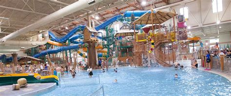 great wolf lodge water parks in ontario