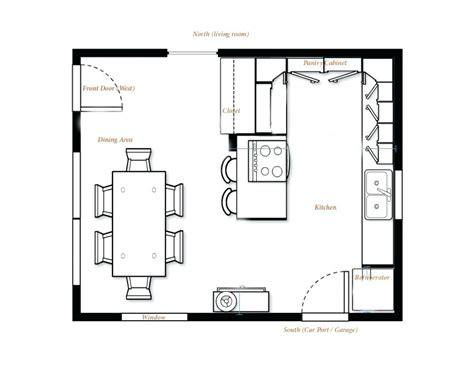 kitchen floor plan ideas small kitchen plans makehersmile co