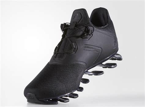 adidas springblade black adidas springblade solyce triple black b49640 sneaker