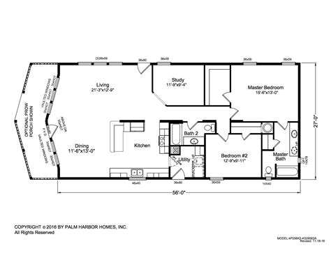 palm harbor mobile homes floor plans 100 palm harbor modular homes floor plans
