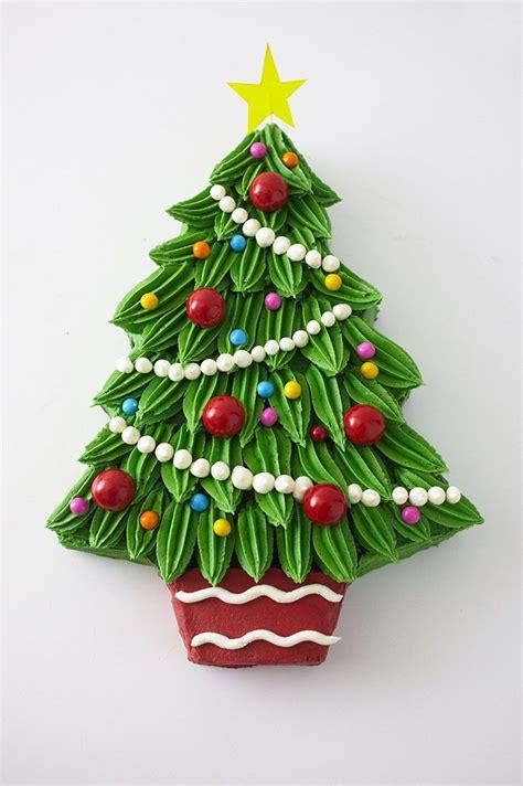 how to make cookie christmas tree cake for kids small chocolate mold diy crafts tree cake cake