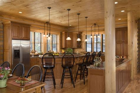barndominium interior pictures traditional kitchen by
