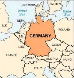 pics photos map of germany for kids german map of