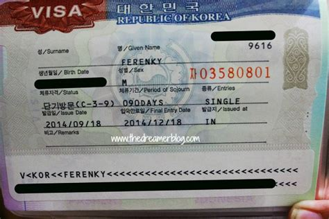 cara membuat visa ke korea selatan work hard travel harder indonesian travel blogger