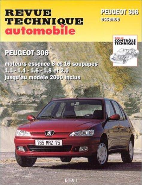 Rta 565 3 Peugeot 306 Essence 1993 2000