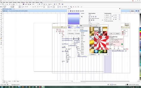 corel draw x7 hatch fill coreldraw x7 preset fountain fill coreldraw x7