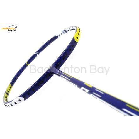 Raket Yonex Duora 88 yonex duora 88 badminton racket yellow white blue duora
