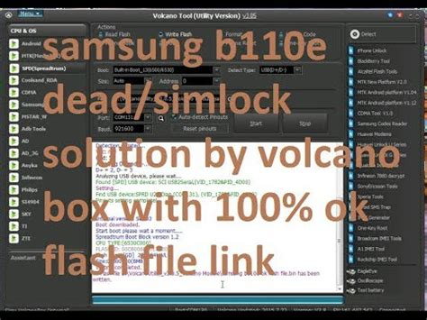 samsung b110e dead solution samsung b110e dead solution by volcano