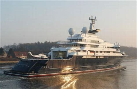 paul allen boat slideshow the worlds largest privately owned yacht octopus damn