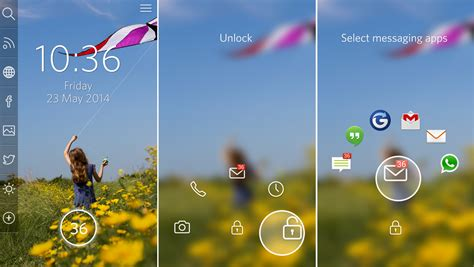 Android Is Starting by Start For Android Is A Slick Versatile Lock Screen