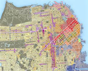 San Jose Zoning Map by Zoning Laws In New York San Francisco And San Jose Cut