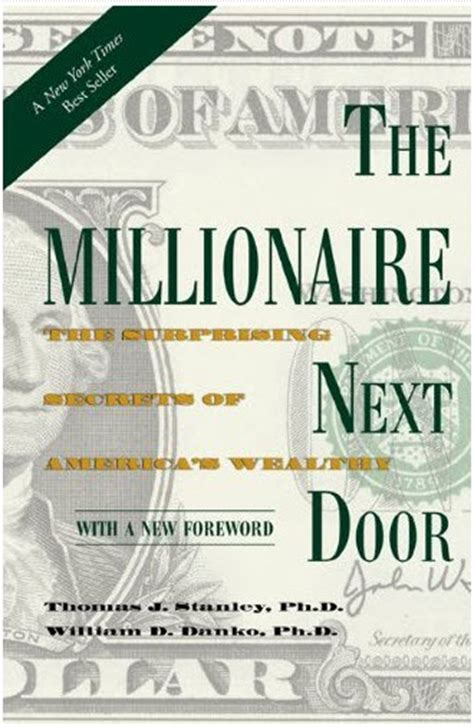 The Millionaire Next Door by Book Review The Millionaire Next Door By Dr Stanley