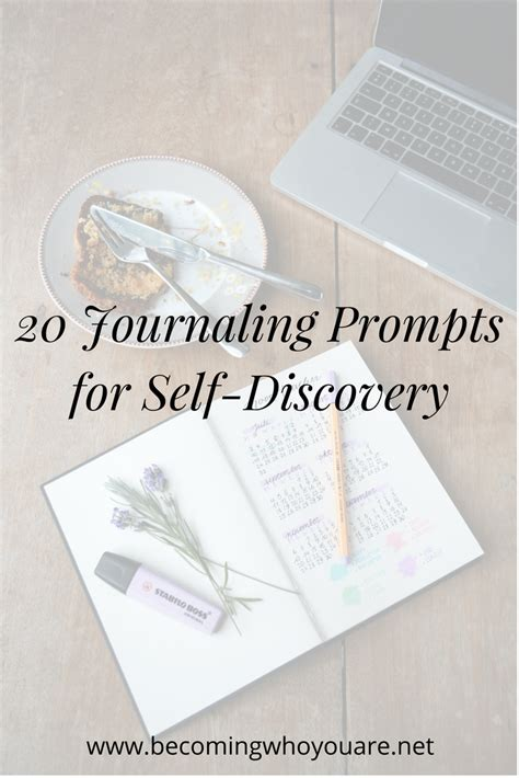 365 days of a journal of self discovery books 20 journaling prompts for self discovery becoming who