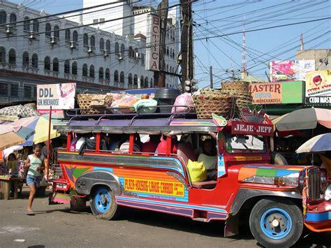 jeepney philippines jeepney carbon market jpg