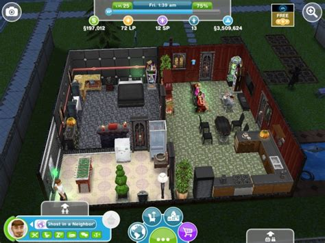 sims freeplay bench adding a courtesy house the sims freeplay