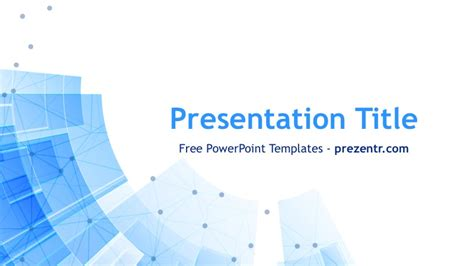 Tech Powerpoint Template Prezentr Technology Template Powerpoint