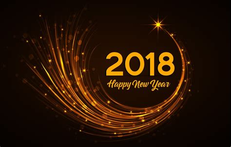 happy new year 2018 images hd wallpapers happy new year