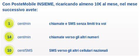 numero poste mobili postemobile insieme portabilit 224 offerte 2011 settimocell