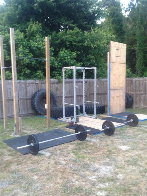 crossfit backyard gym 17 best images about crossfit garage gym on pinterest