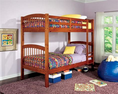 coaster furniture bunk bed coaster furniture twin over twin bunk bed bunks co460173