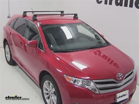 Roof Rack Toyota Venza by Thule Roof Rack For Toyota Venza 2011 Etrailer