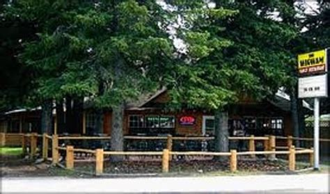 Cabin Rentals In Clear Lake Manitoba by Wigwam Restaurant Lounge Wasagaming Restaurant