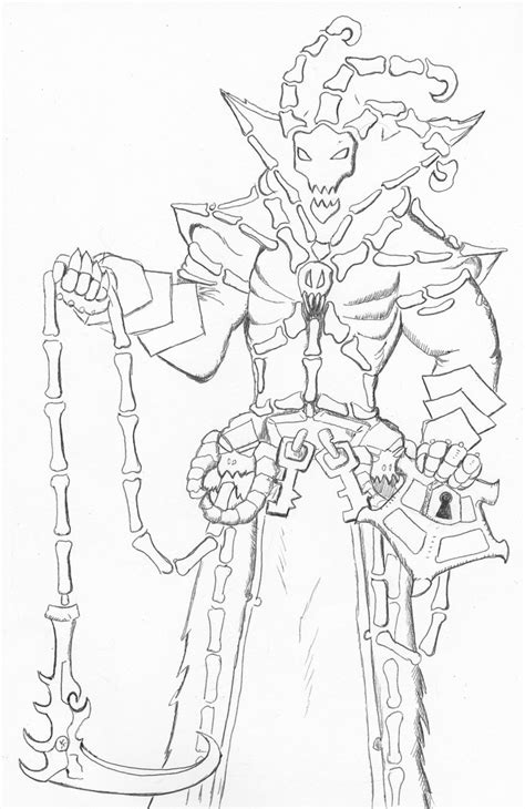 Grey Outline League Of Legends by Thresh Outline By Kaijugame On Deviantart