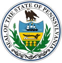 State Of Pennsylvania State Seal