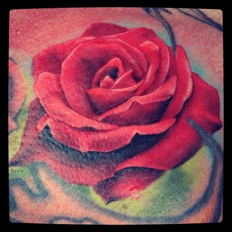 perfect rose tattoo rosetattoo by caryl cunningham tattooist