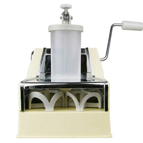 dumpling machine manual mini home use dumpling