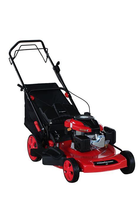 power smart db   propelled    gas lawn mower
