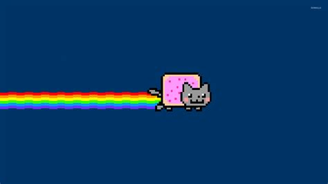 Nyan Cat Memes - nyan cat 5 wallpaper meme wallpapers 8981