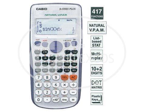 Casio Calculator Fx 570 Es Plus casio fx 570es plus scientific calculator flexcos office