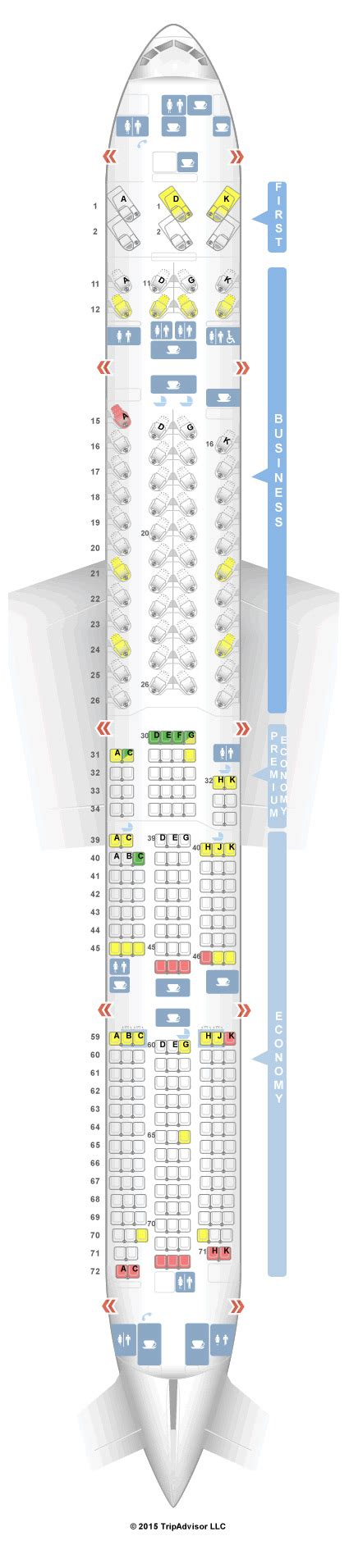 boeing 777 300er seat map seatguru seat map cathay pacific boeing 777 300er 77h four class travel boeing 777