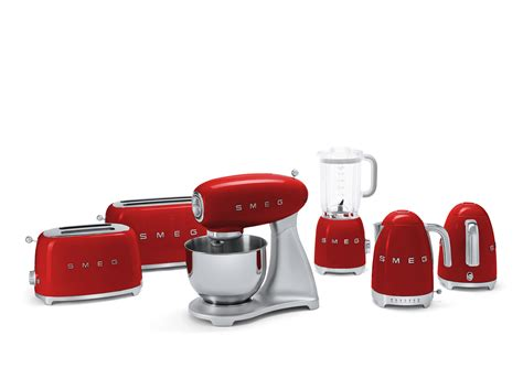 retro small appliances smeg s small appliances add instant charm and retro style