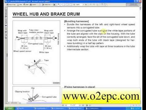 motor repair manual 1988 mitsubishi truck user handbook mitsubishi fuso service manual youtube