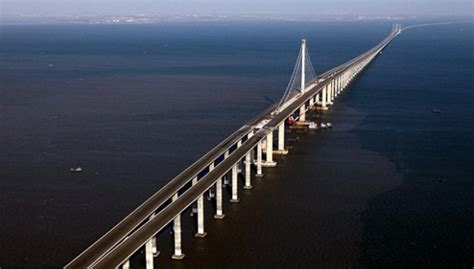 qingdao haiwan bridge world s longest sea bridge in china the qingdao haiwan