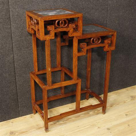 Etagere Vintage Holz by Chinesische Vintage Holz Etag 232 Re Bei Pamono Kaufen