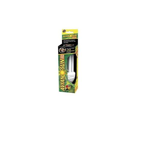 Zoo Med Laboratories Zoo Med Labs Light Avian Sun Compact Zoo Med Lights
