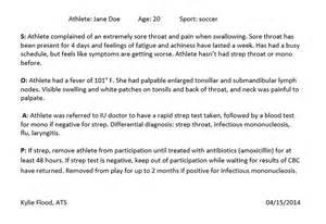 cip 5 athletic training portfolio