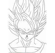 50 Desenhos Do Goku Para Colorir Anime Dragon Ball Z