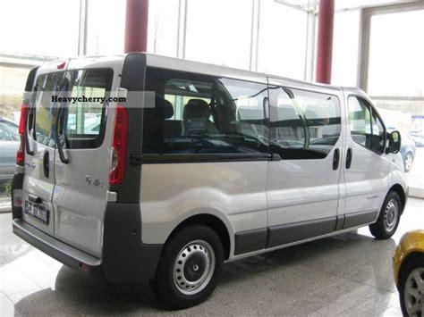 renault trafic 2 0 dci 115 l2h1 9 seater air car max 2007