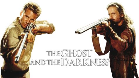 film ghost in the darkness the ghost and the darkness movie fanart fanart tv