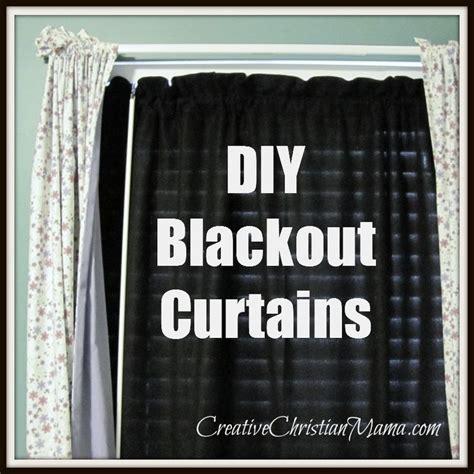 blackout curtains diy curtains diy home pinterest make curtains sleep and