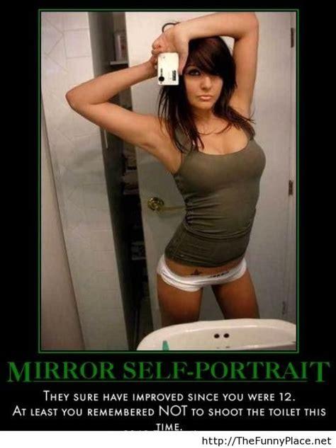 Sex Fail Meme - selfie portrait with a mirror funny pictures image