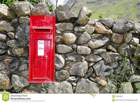 cassetta postale inglese cassetta postale inglese immagine stock libera da diritti