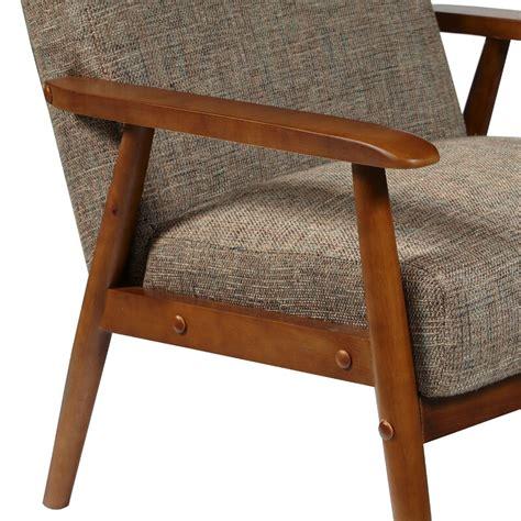 derryaghy wood frame armchair reviews allmodern