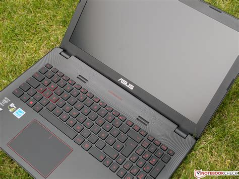 Laptop Asus Gl552jx asus gl552jx notebook review notebookcheck net reviews