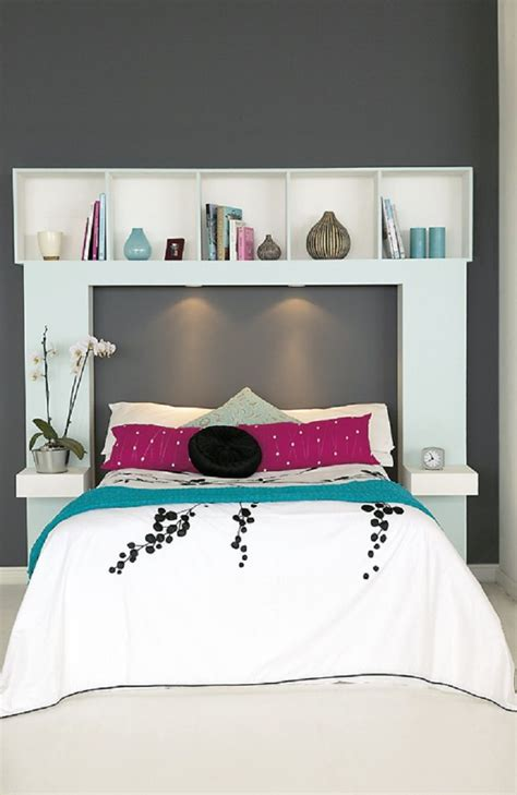 diy bookshelf headboard inspirational and cheap diy headboard ideas my forever
